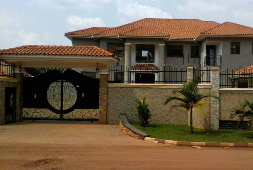 Naguru house on sale for us 1 6m ecoland property services for House designs in uganda
