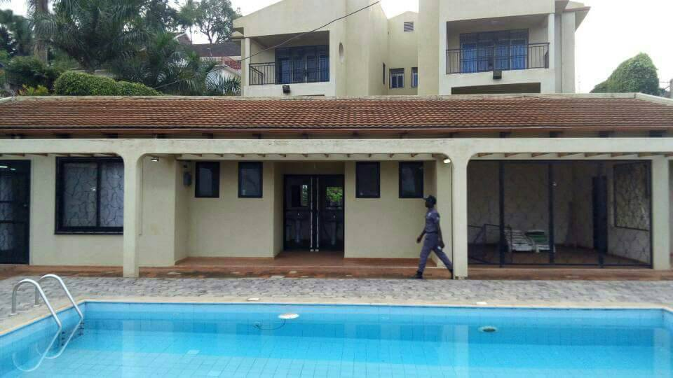 6 bedroom house for sale in munyonyo at ecoland for Six bedroom house for sale