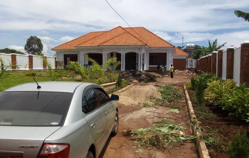 House for Sale in Bwerenga off Entebbe Road