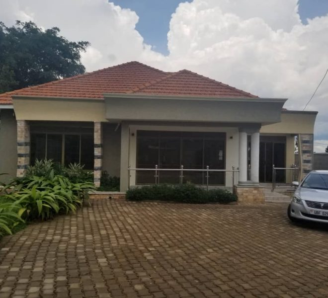Kira Bulindo house for sale