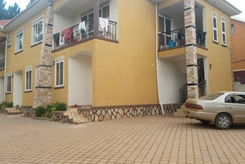 5 housing units for sale in kira wakiso1