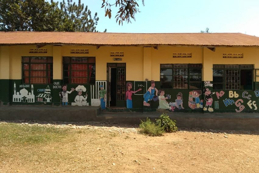 Nursery School for sale in Nkumba along Entebbe Road