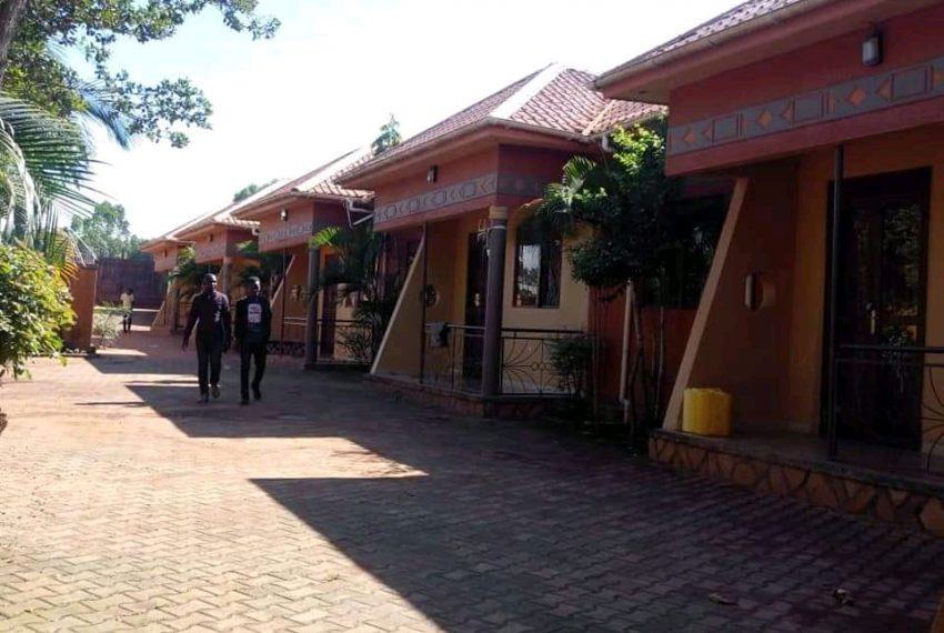 rental units Uganda