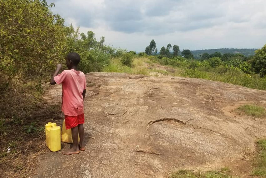 Uganda Stone Quarry for Sale in Zirobwe Luwero 3